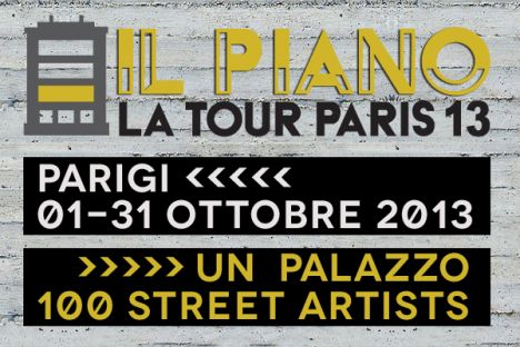 Il Piano // La Tour Paris 13