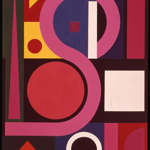 Auguste herbin le grand jeu for Auguste herbin